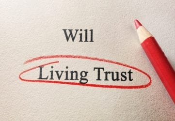 Will or Living Trust Everett Attorney